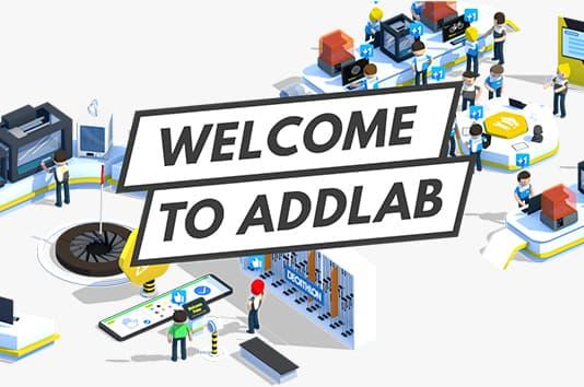 Nouveau site web ADDLAB